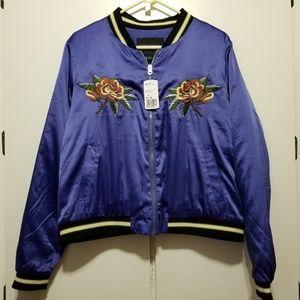 Forever 21+ Varsity Jacket